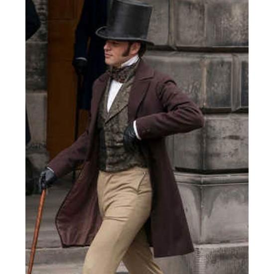 Belgravia Jack Bardoe Wool Coat