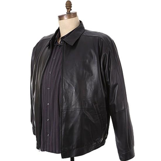 James Gandolfini The Sopranos Leather Jacket