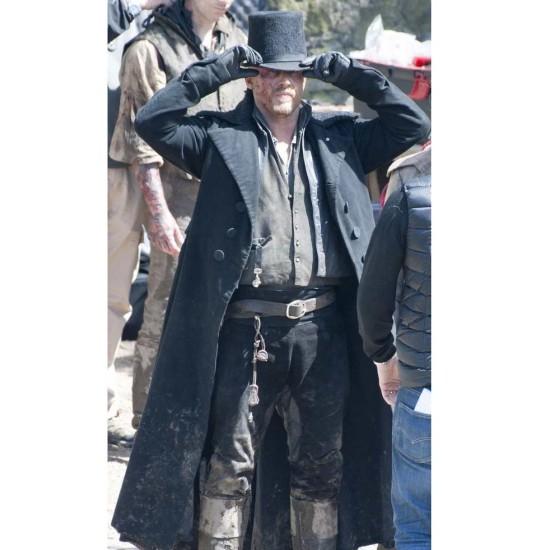 James Keziah Delaney Taboo Tom Hardy Coat