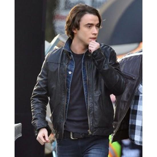Adam If I Stay Jamie Blackley Jacket