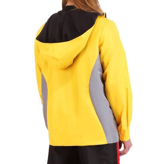 Jay and Silent Bob Reboot Yellow Jay Jacket