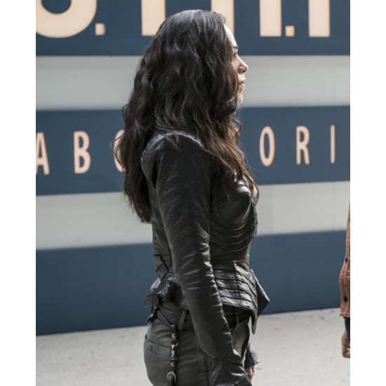 The Flash TV Series Gypsy Leather Jacket