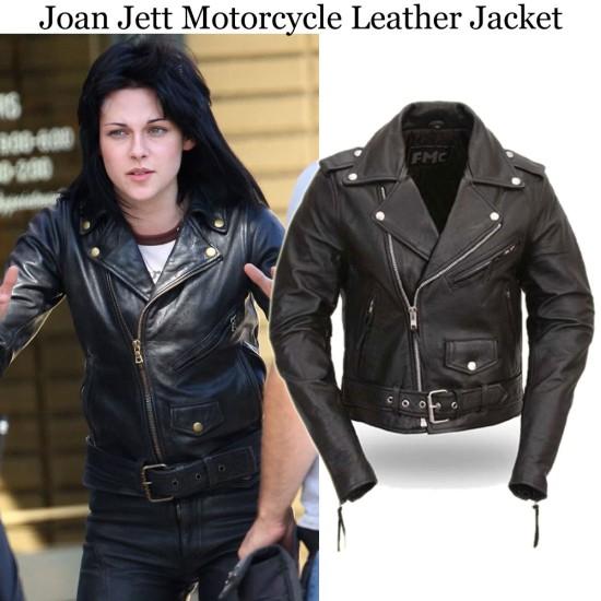 Joan Jett Black Leather Jacket