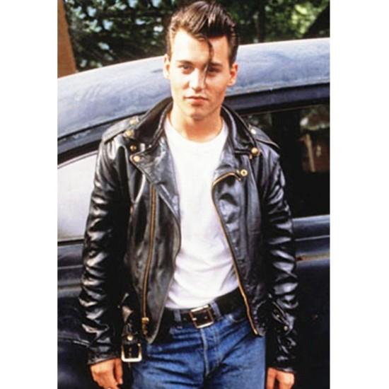 Johnny Depp Cry Baby Jacket