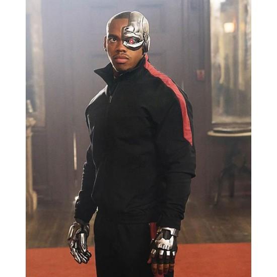 Cyborg Doom Patrol Track Jacket