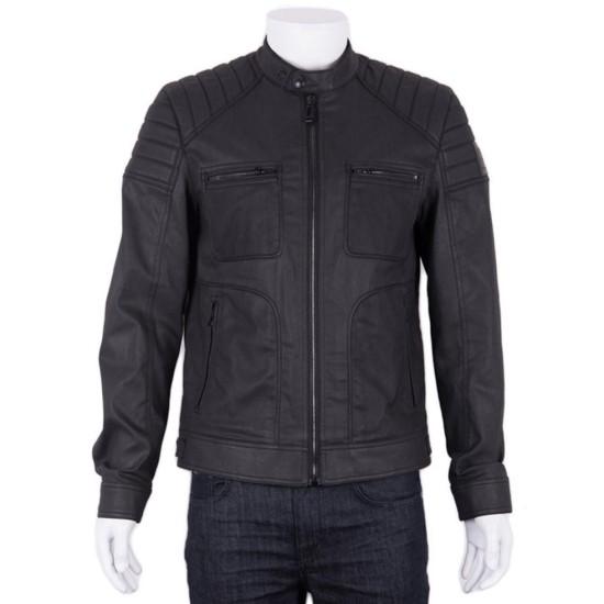 Arrow Adrian Chase Leather Jacket