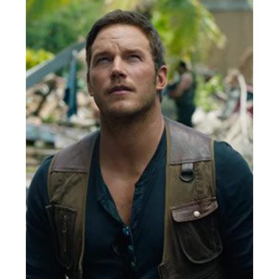Jurassic World Fallen Kingdom Owen Grady Vest