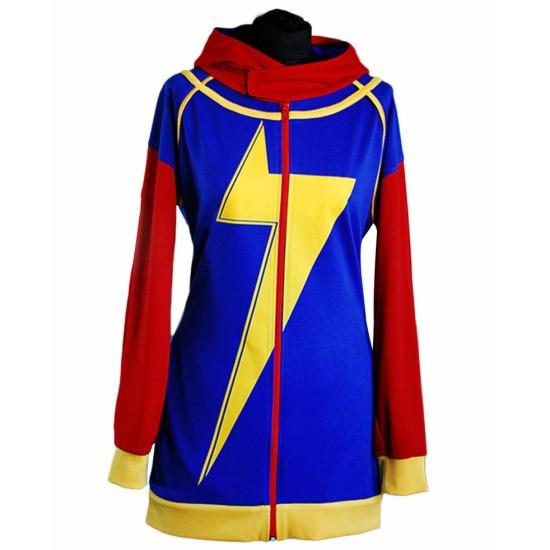 Kamala Khan Ms Marvel Jacket