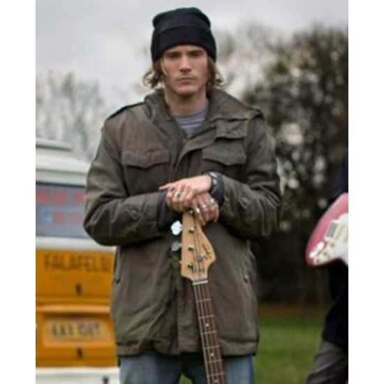 Dougie Poynter Kat and The Band Green Jacket