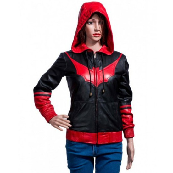 Katherine Kane Batwoman Hoodie Jacket