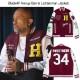 BlackAF Kenya Barris Letterman Varsity Jacket