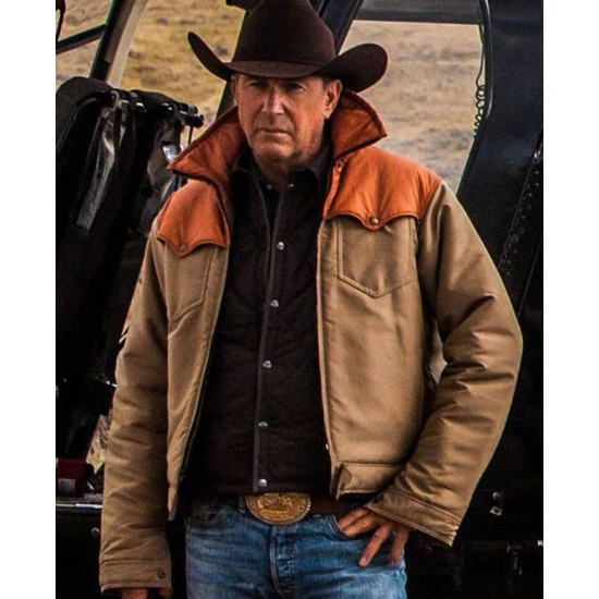 John Dutton Yellowstone Jacket