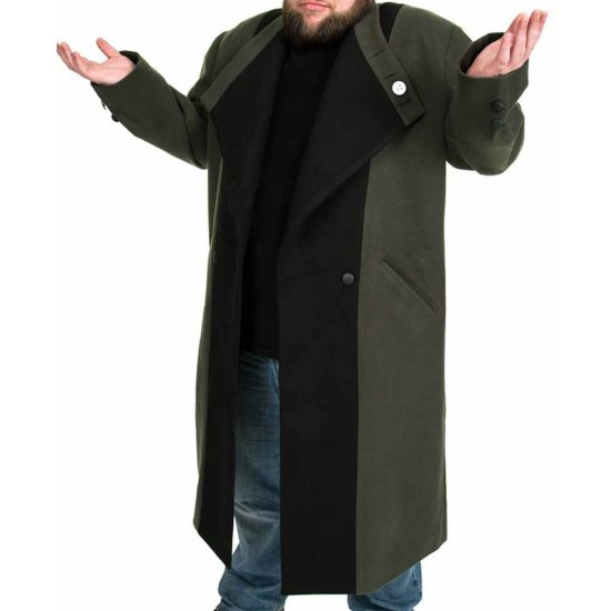 Jay and Silent Bob Strike Back Kevin Smith Coat