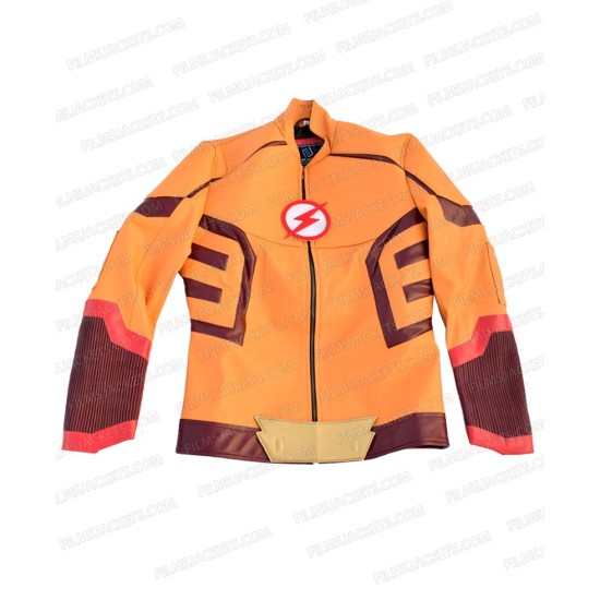 Flash Season 3 Kid Flash Jacket