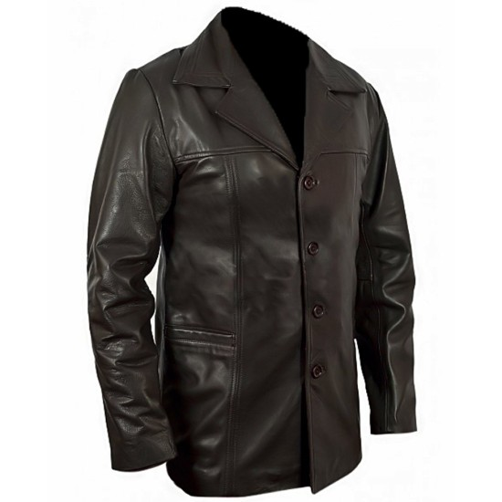 24 Live Another Day Jack Bauer Leather Coat