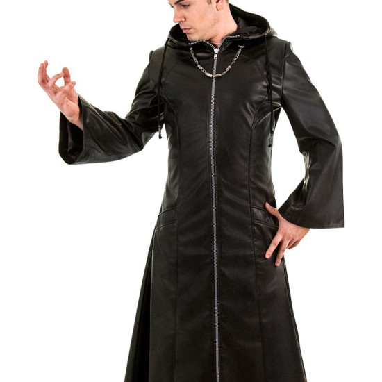 Kingdom Hearts Game Organization 13 Leather Jacket