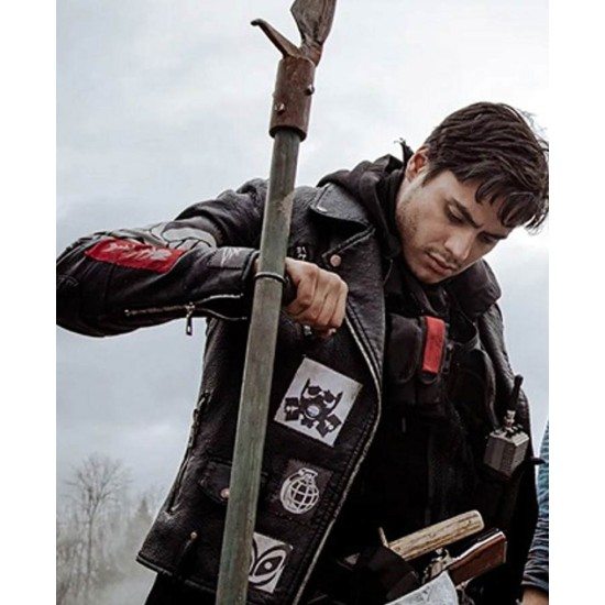 Blood Quantum Kiowa Gordon Jacket