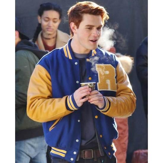 Archie Andrews Riverdale Varsity Jacket