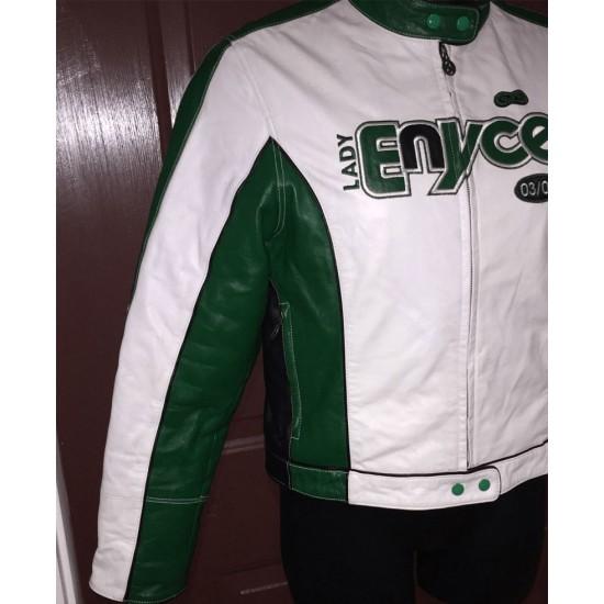 Enyce Lady Biker Leather Jacket