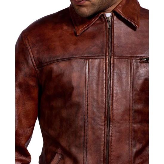 Cobb Inception Leather Jacket