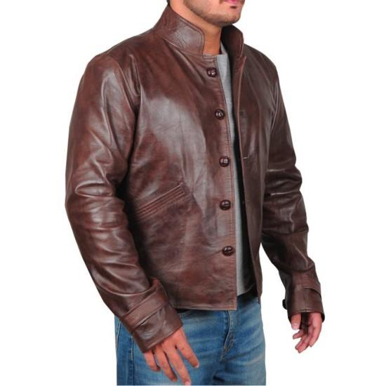Creeley Turner Damnation Jacket