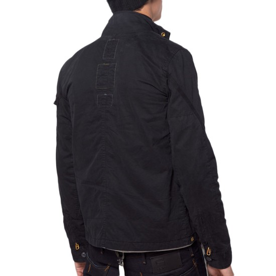 Fast and Furious 6 Luke Evans Jacket
