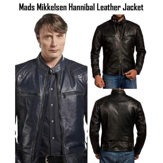Mads Mikkelsen Hannibal Lecter Jacket