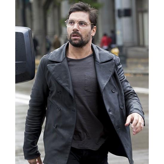 Beta Test Creed Leather Jacket