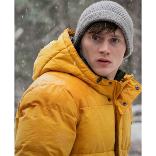 Courtlan Gordon Never Hike in the Snow Puffer Jacket