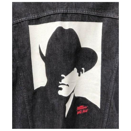 Cowboy Denim Jacket