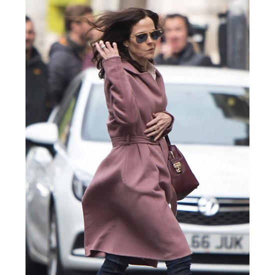Red Sparrow Mary Louise Parker Coat