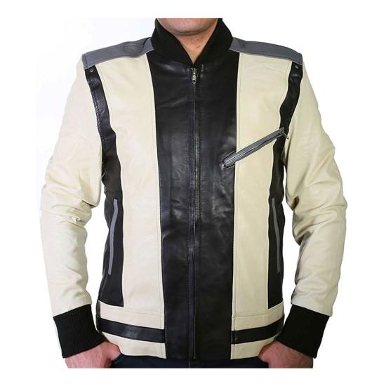 Ferris Bueller's Day Off Movie Matthew Broderick Leather Jacket