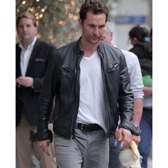 Matthew Mcconaughey True Detective Rustin Cohle Jacket