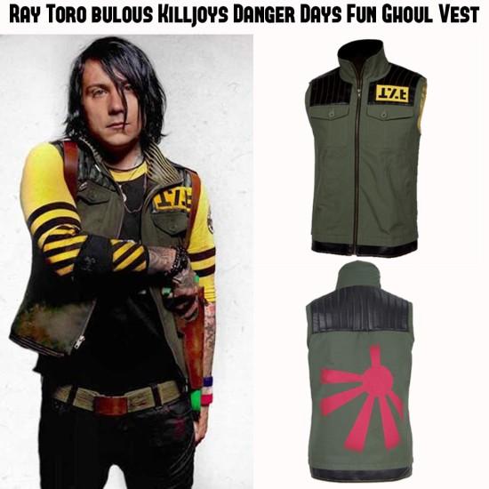 MCR Fun Ghoul Danger Days Vest