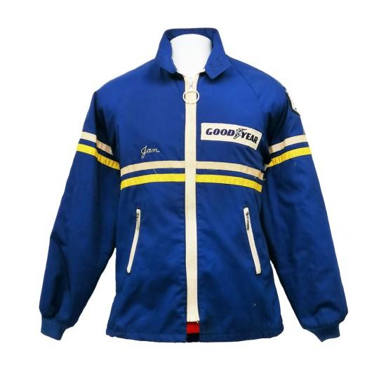Men's Bike Racing Goodyear 1970's Jacket