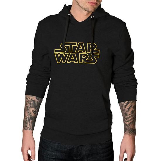 Men's Star Wars Black Hoodie