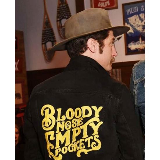 Bloody Nose Empty Pockets Men's Jacket