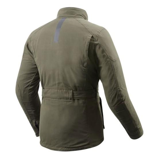 Men's Livingstone Motorcycle Cotton Jacket