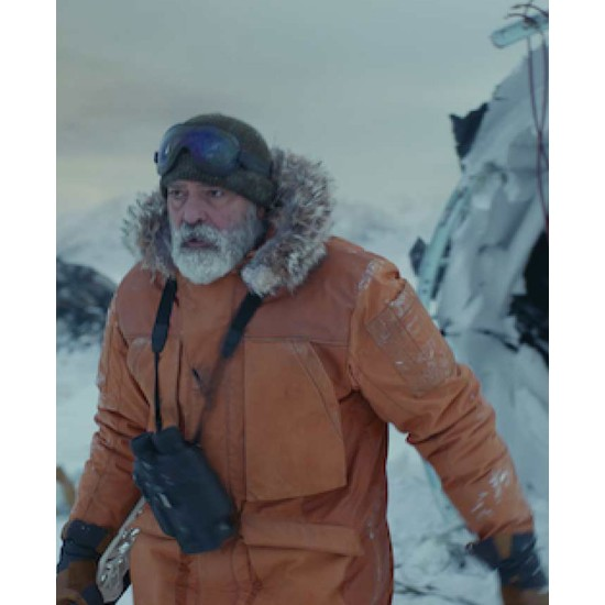 George Clooney The Midnight Sky Coat