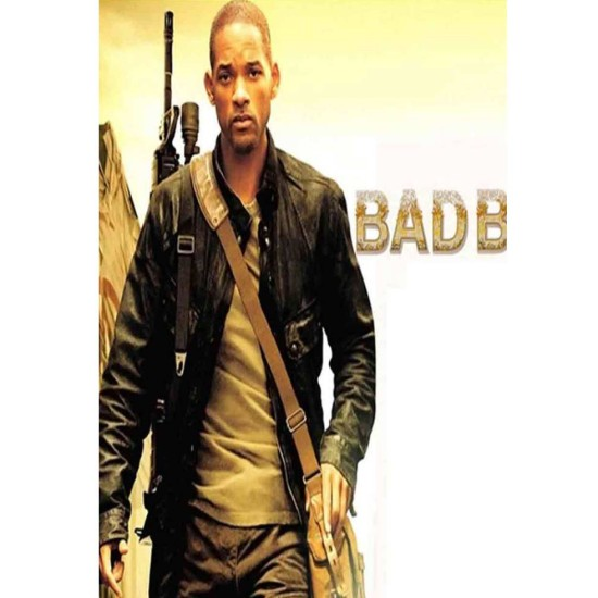Bad Boys for Life Mike Lowrey Leather Jacket