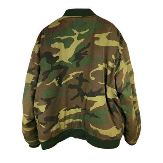 Drake Toosie Slide Bomber Jacket