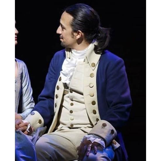 Alexander Hamilton Cotton Coat