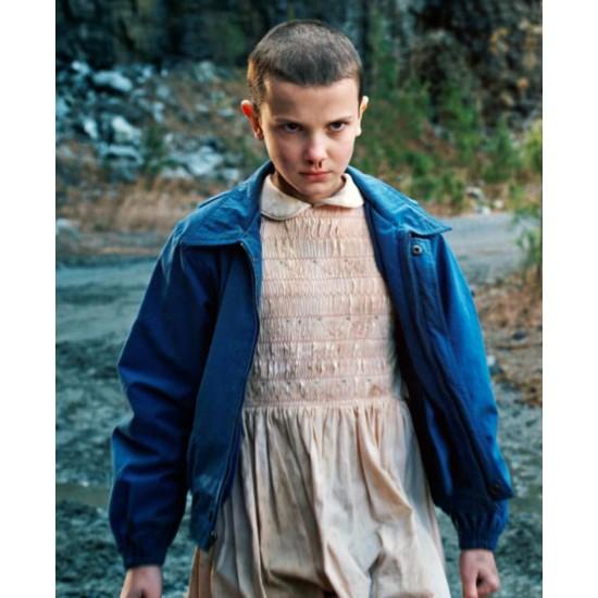 Millie Bobby Brown Stranger Things Jacket