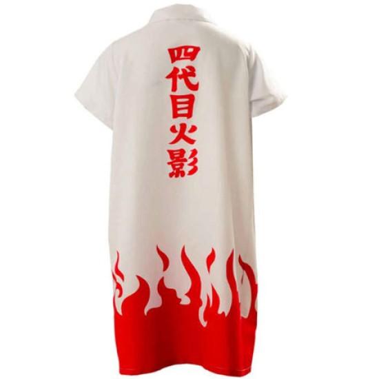 4th Hokage Minato Namikaze Cotton Cloak