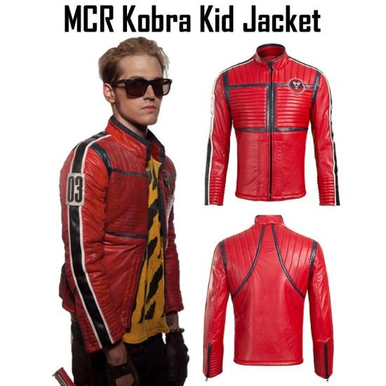 My Chemical Romance Kobra Kid Jacket