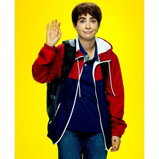 Chad Nasim Pedrad Hooded Jacket