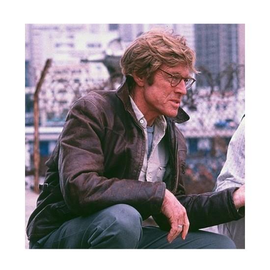 Nathan D Muir Spy Game Robert Redford Jacket Films Jackets