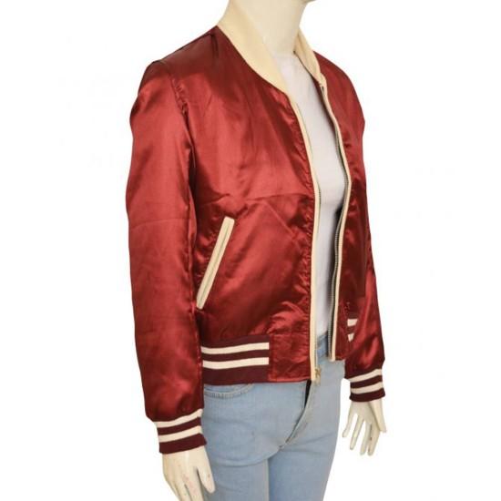 Emma Roberts Nerve Bomber Jacket