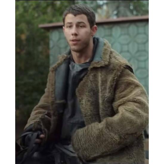 Chaos Walking Nick Jonas Trench Coat