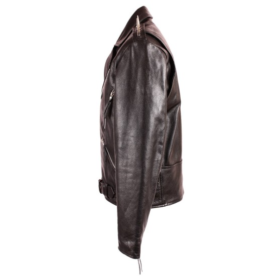 Nicolas Cage Ghost Rider Leather Jacket